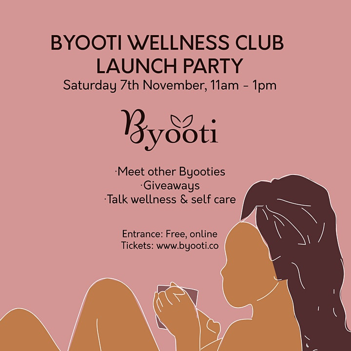 The Byooti Wellness Club Launch Party image