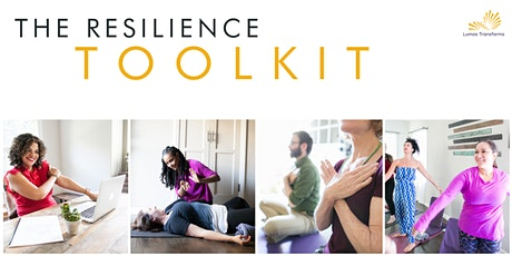Intro to The Resilience Toolkit - ONLINE | 10:30am PST