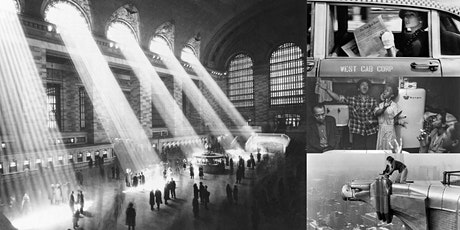 'The Greatest Photographers of 20th Century New York City' Webinar