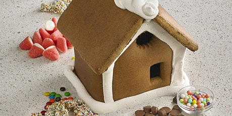 Make & Take: Decorate a Gingerbread House (Class Full - Waitlist Available) tickets