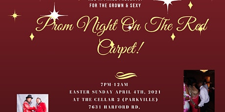 Prom Night On The Red Carpet tickets