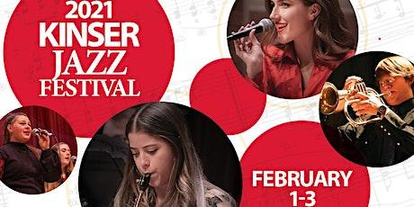 2021 Kinser Jazz Festival tickets