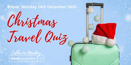 Christmas Travel Quiz tickets