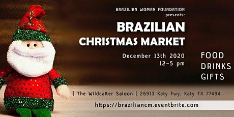 Brazilian Christmas Market entradas
