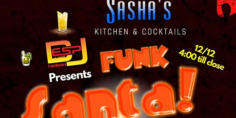 Funk Santa & Sash's Kitchen & Cocktails, Chandler, AZ tickets