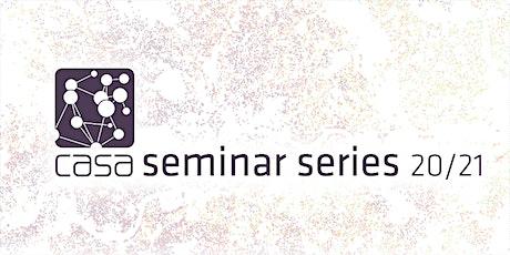 CASA Seminar Series: Allie Martin, Dartmouth College tickets