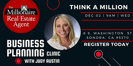 Business Planning Clinic 2021 with Judy Austin tickets