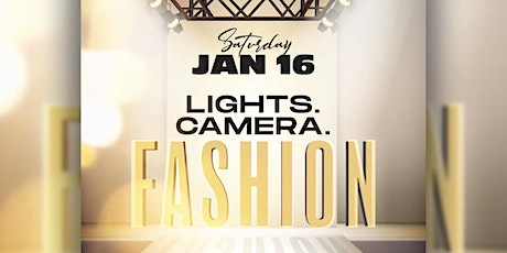 Lights Camera Fashion tickets