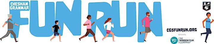 Chesham Grammar School Virtual Fun Run 2020 image