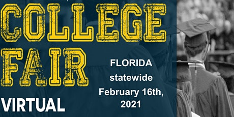 Florida  Virtual College Fair tickets