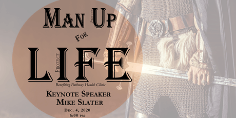 Man Up For LIFE tickets