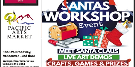 Santa's Workshop tickets
