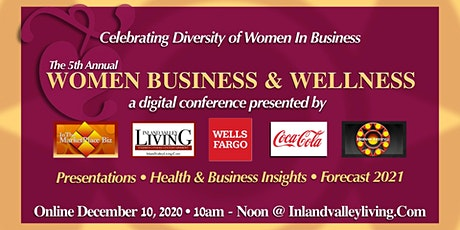 5th Annual Women Business & Wellness Conference tickets