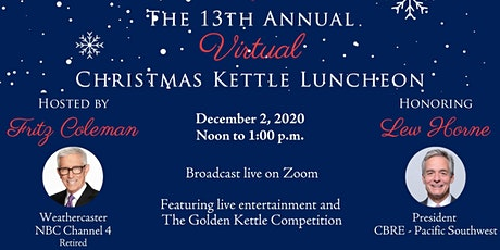 13th Annual Christmas Kettle Luncheon tickets