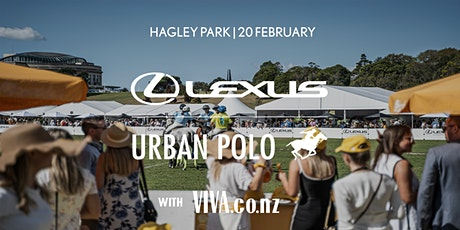 Lexus Urban Polo - Christchurch tickets
