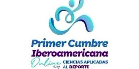 Cumbre Iberoamericana de Ciencias Aplicadas al Deporte.  25-28 de Nov. entradas
