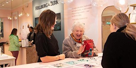 Hillberg & Berk Safe Shopping - West Edmonton Mall tickets