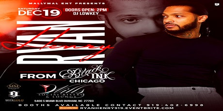 Black Ink Chicago Day Party Hosted By: Ryan Henry tickets
