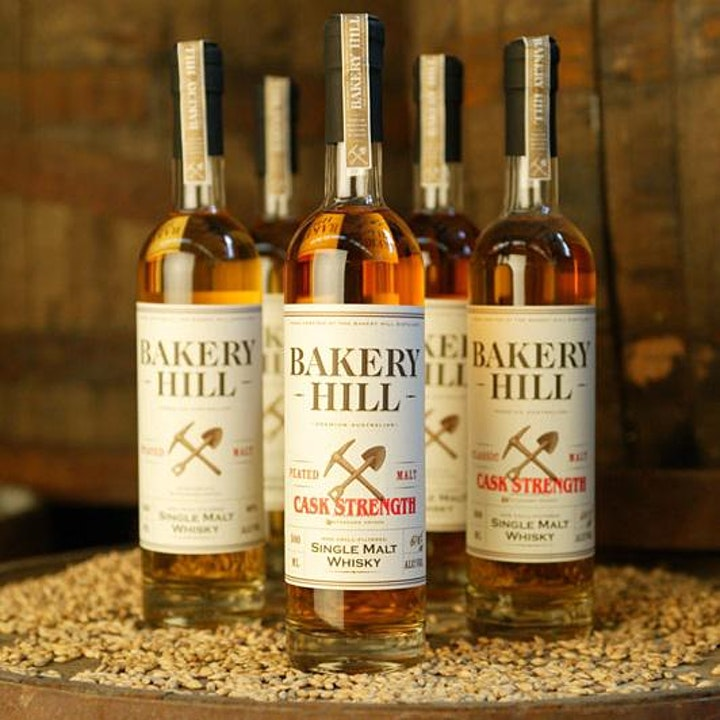 Bakery Hill Whisky Distillery Tour and Tasting image