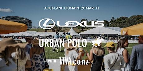 Lexus Urban Polo - Auckland tickets