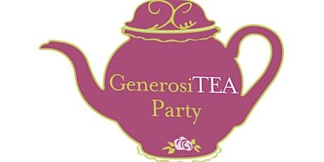 GenerosiTEA Party 2021 tickets