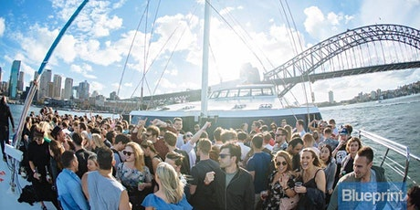 Blueprint Boat Party- Summer Series 2020 FT. GABBY, SIMON CALDWELL ++ tickets