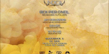 Indica : Rick Pier O'Neil boletos