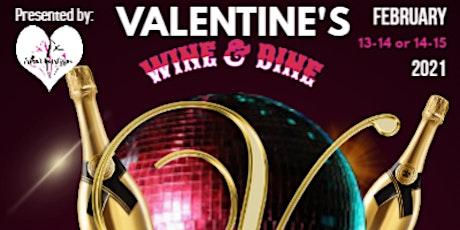 Valentine's Wine & Dine tickets