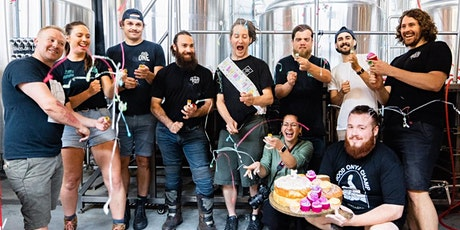 Saccharomyces Fifth Birthday Dinner with Sea Legs Brewing Co tickets
