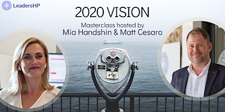 LeadersHP Masterclass Series - 2020 Vision tickets