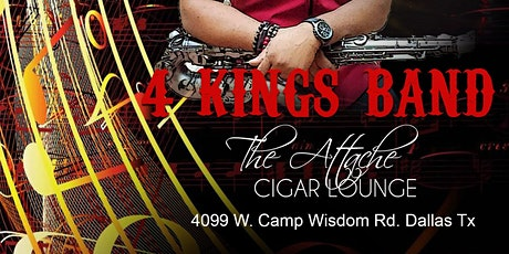 4 Kingz Live Jazz Band tickets