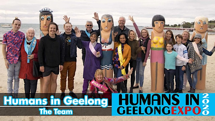 Be inspired by Humans in Geelong. image