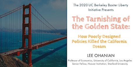 The UC Berkeley 2020 Baxter Liberty Initiative tickets