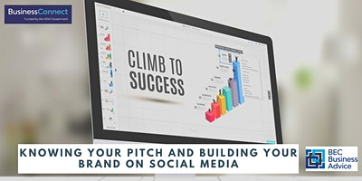 Knowing your pitch and building your brand on social media