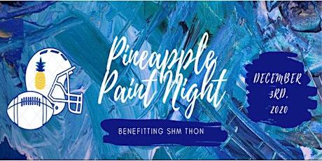 Pineapple Paint Night tickets