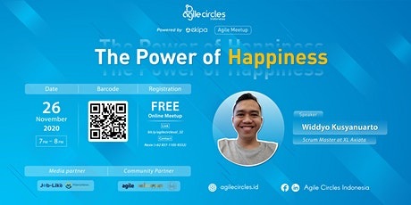 The Power of Happiness tickets