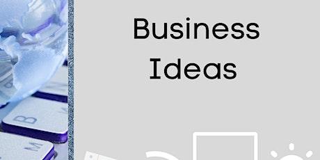 CassLea Business Ideas tickets