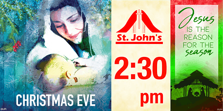 Christmas Eve  2:30pm Mass tickets
