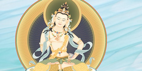 Creating a Positive Future - Online Vajrasattva Retreat with Gen Rinzin tickets