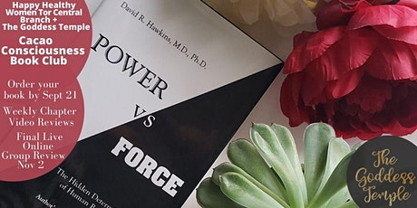 Book Club: Power Vs Force. Raising Your Consciousness: Tor Central Branch tickets