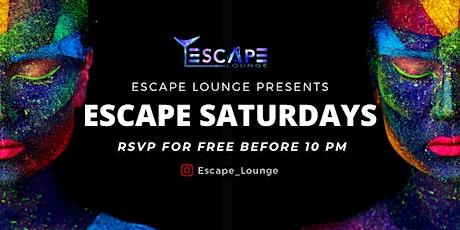 Escapé  Saturdays | Latin Night tickets