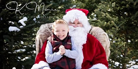 12/5 Outdoor Mini Session with Santa! tickets
