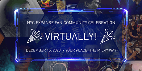 The Expanse Fan Community Celebration 2020 tickets