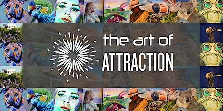 Art of Attraction | Tourism | Street Art | Grey Nomads | Sunshine Coast tickets