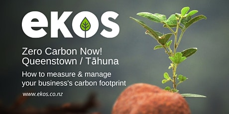 Zero Carbon Now Queenstown/Tāhuna! tickets