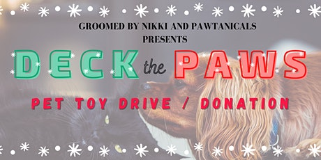 Deck The Paws tickets