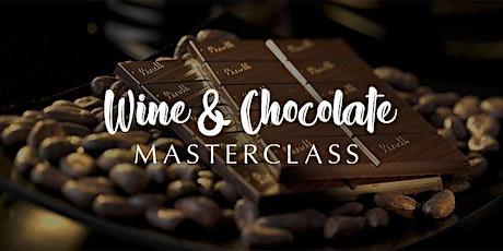 Wine & Chocolate Masterclass | Sydney tickets