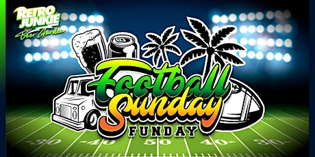Football Sunday Funday: Niners + Raiders Watch Party w Rotating Food Trucks tickets