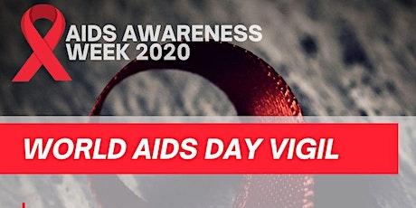 AIDS Awareness Week: World AIDS Day Vigil tickets