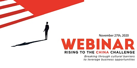 Rising to the China Challenge – Masterclass tickets